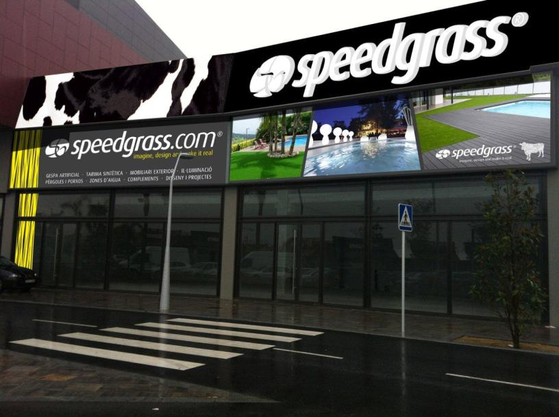 Projecte Speedgrass Parets