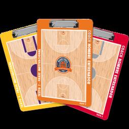 Pizarras de baloncesto personalizadas